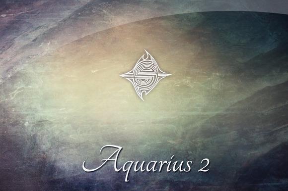 15 Textures Aquarius 2
