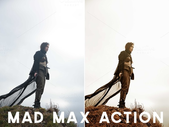 Mad Max Action