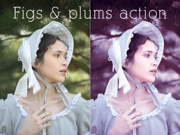 Figs Plums Fairytale Action