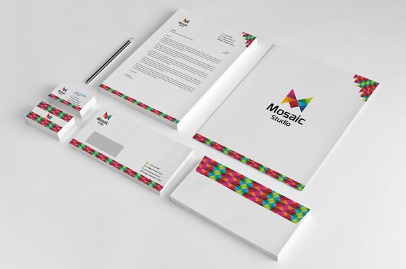 Creative Pixel Corporate Identity