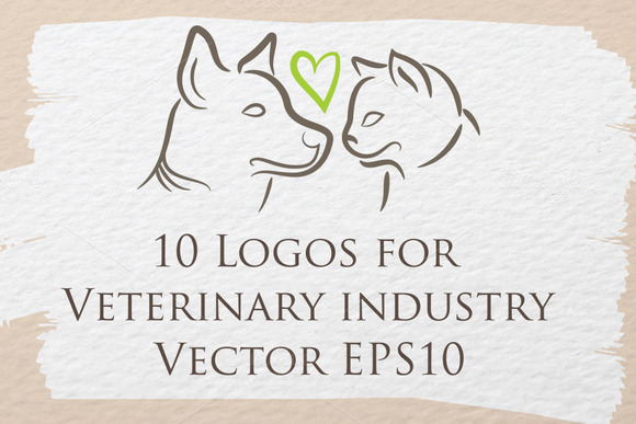 Veterinary Industry Logos