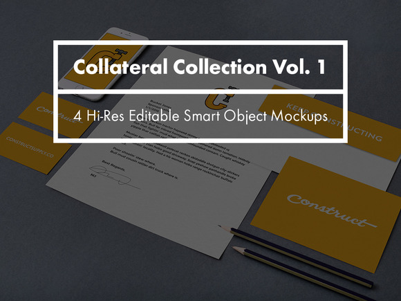 Collateral Collection Vol 1
