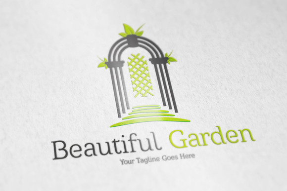 Beautiful Garden Logo