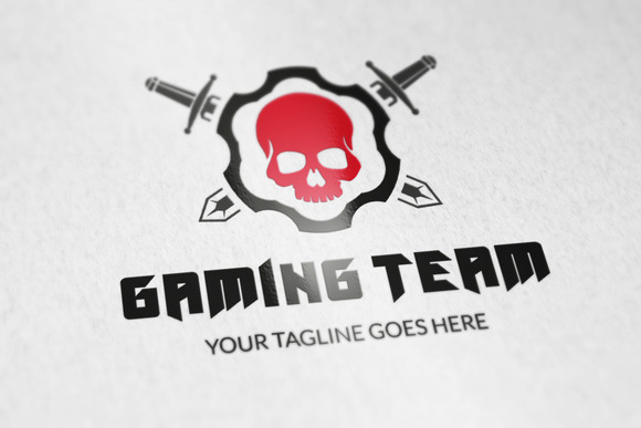 Gaming Team Logo V1