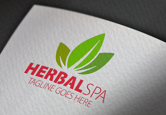 Herbal Spa Logo