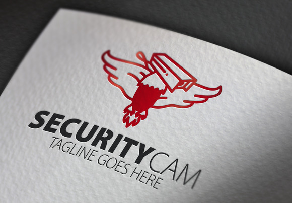 Security Cam Logo