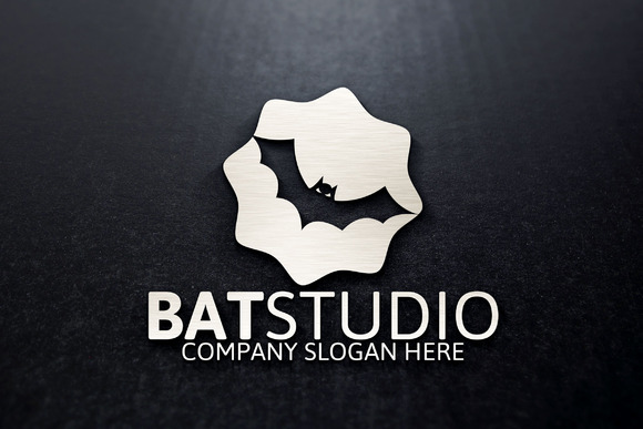 Bat Studio Logo
