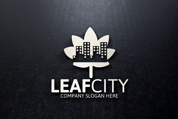 Leaf City Logo
