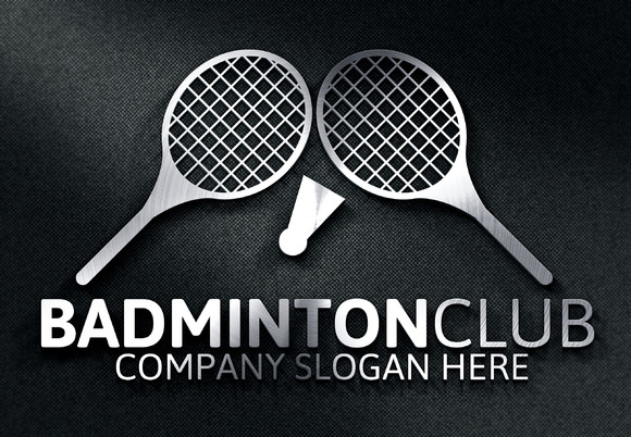 Badminton Club Logo
