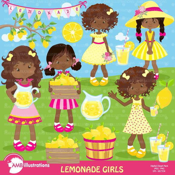 Lemonade Stand Clipart 897