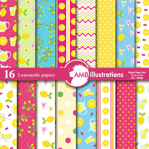 Pink Lemonade Stand Papers 895
