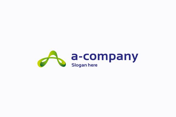 A-Company Logo