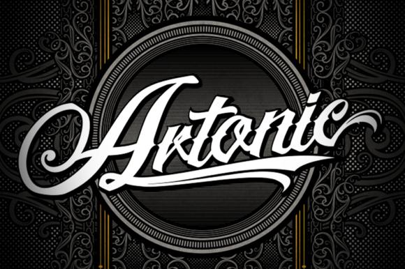 Artonic Typeface Bonus Pack