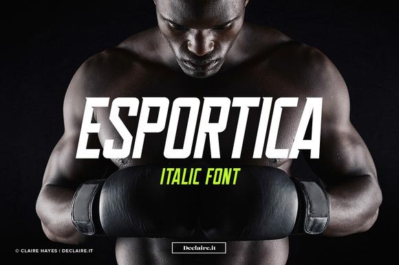Esportica Italic