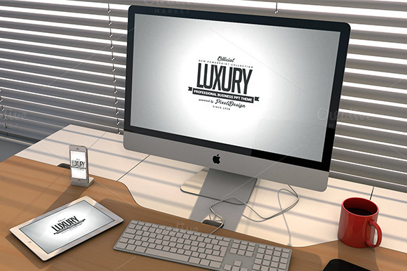 Luxury PowePoint Template