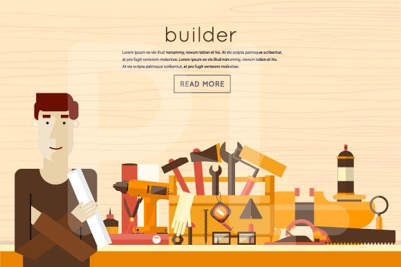 Building Repair And Decoration Work
