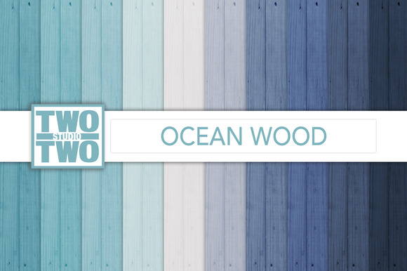 Beach Wood Digital Paper