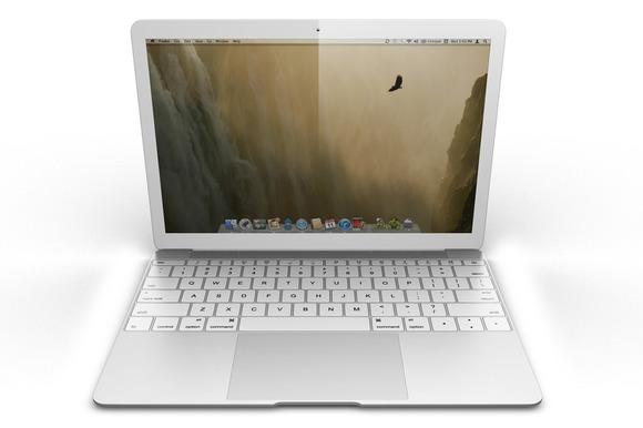 The New MacBook MockUp 2015