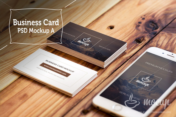 Business Card Mockups A