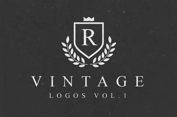 Vintage Logos Vol.1