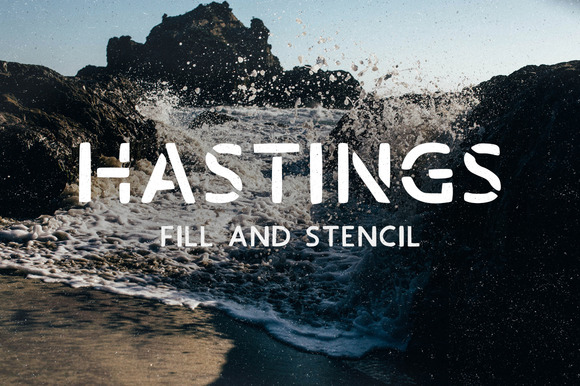 Hastings Fill And Stencil