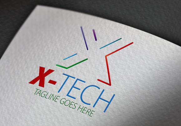 X-Tech Logo