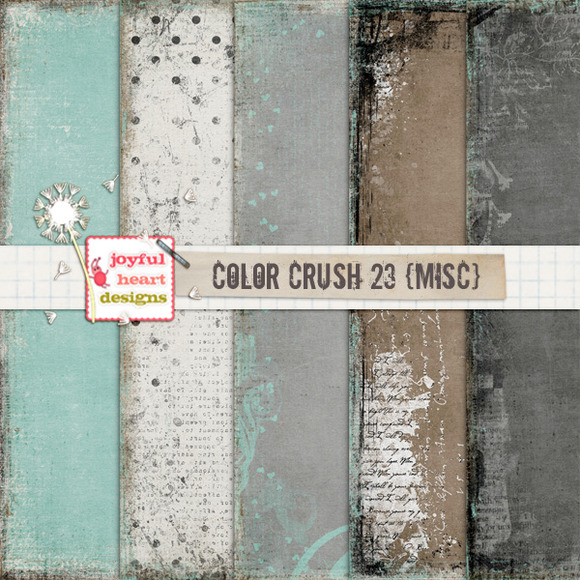 Color Crush 23 {miscellany}