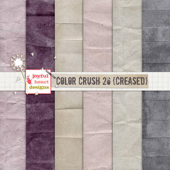 Color Crush 26 {creased}