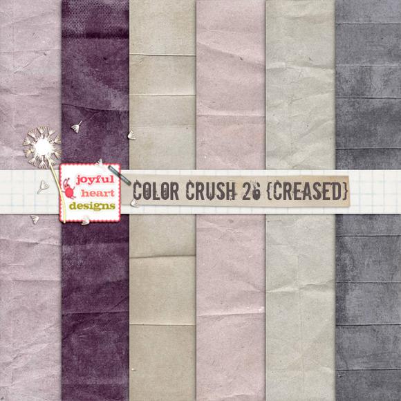 Color Crush 26 {creased}