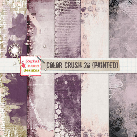 Color Crush 26 {painted}