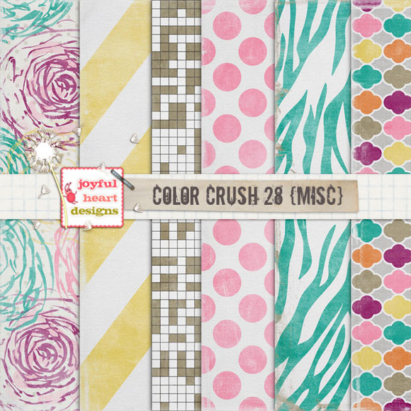 Color Crush 28 {miscellany}