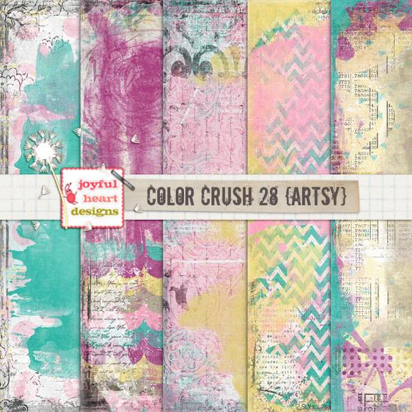 Color Crush 28 {artsy}