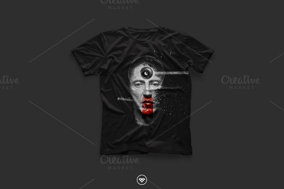 Director T-shirt Design