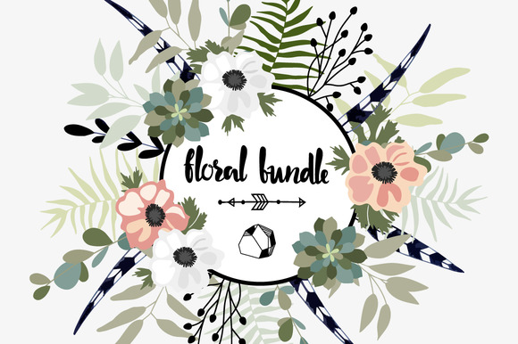 Amazing Floral Bundle For Decor