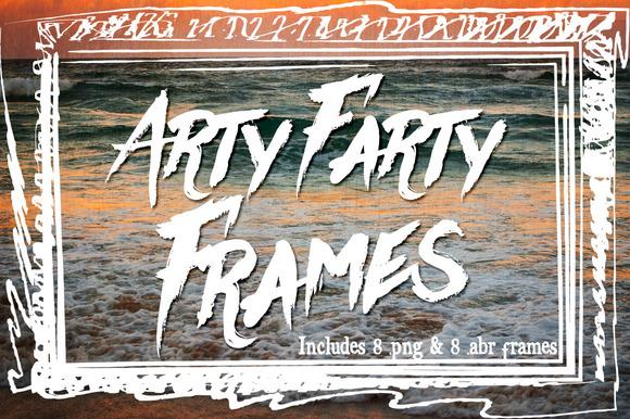 Arty Farty Frames