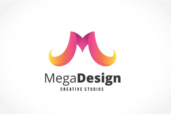 Mega Design Logo