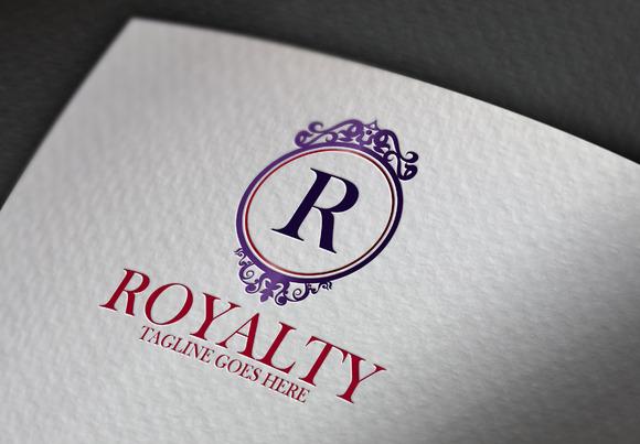 Royalty V3 Logo
