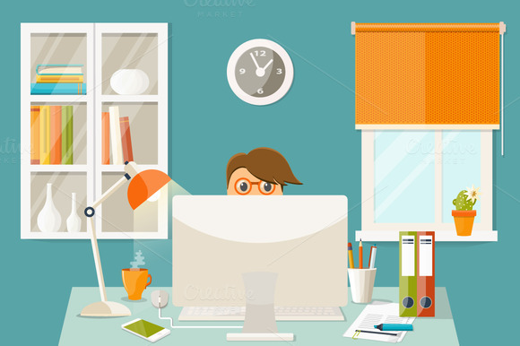 Workplace Concept 1.0