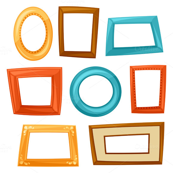 Color Various Frames