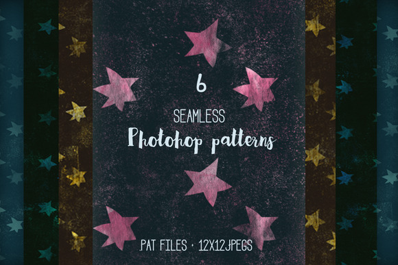 Seamless Textures For Photoshop