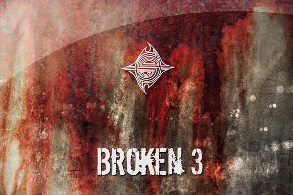 15 Textures Broken 3