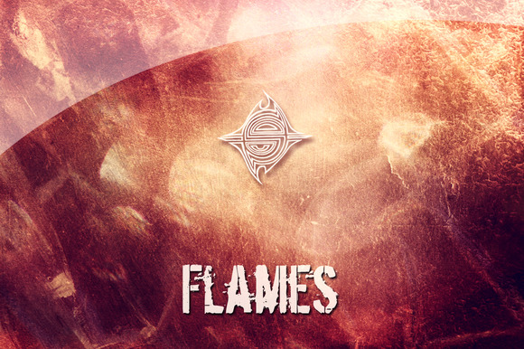 20 Textures Flames
