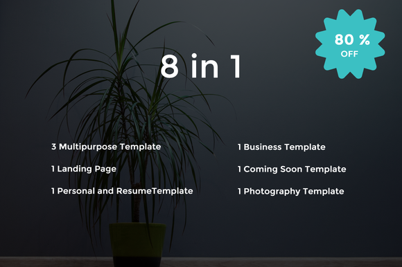 Bundle Responsive HTML5 Templates