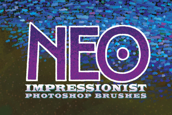 Neo Impressionist Brushes