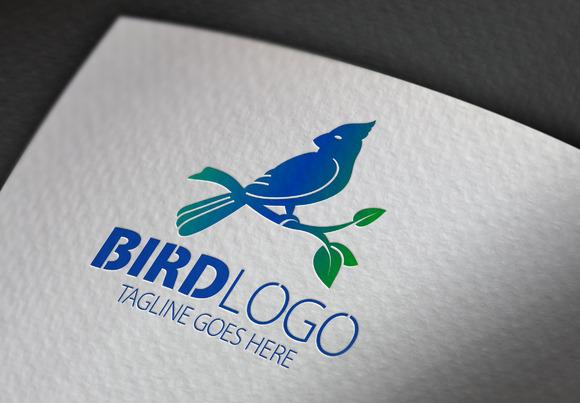 Bird Logo V2