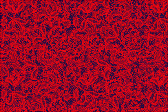 2 Lace Seamless Patterns