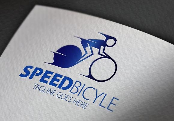 Speed Bicyle Logo