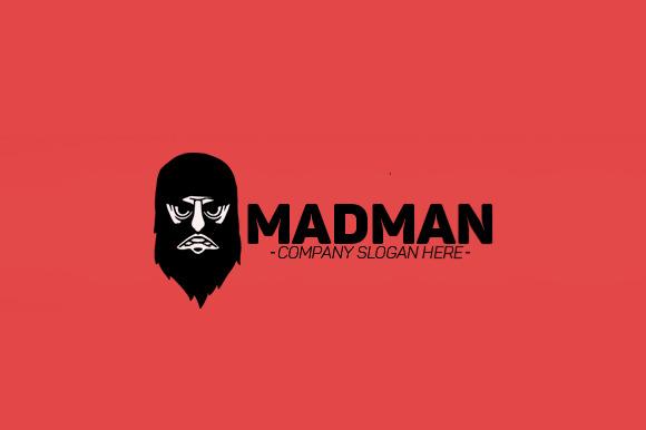 MadMan Creative Logo Design