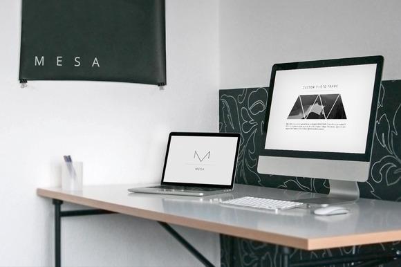 Mesa Elegant Presentation