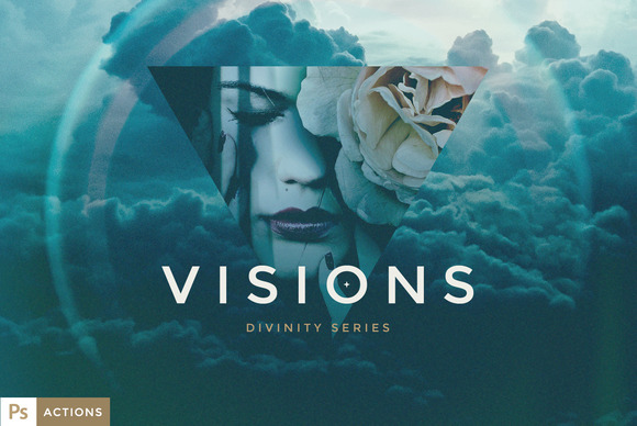 VISIONS Actions Divinity Series